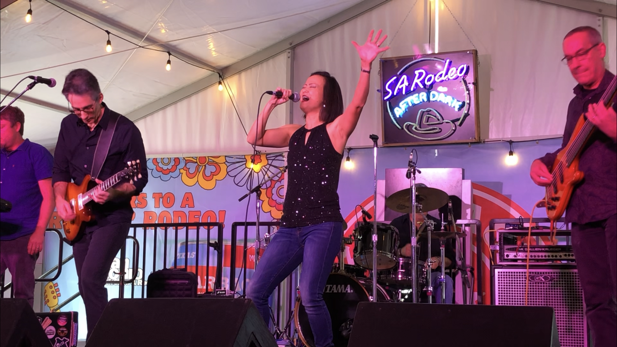 Rock, Motown, Soul Revue - Variety Dance Party Cover Band