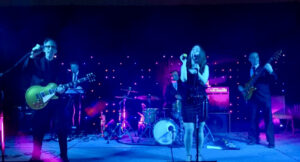Shakedown band sounding great and looking sharp for another great corporate event!